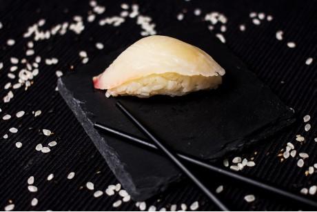 Суши окунь