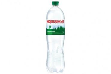Моршинская с газом 1.5 л.
